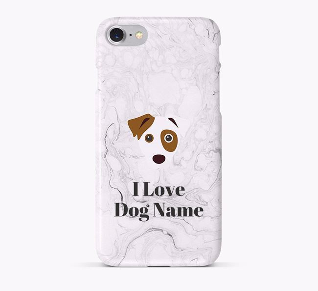 'I Love ' Phone Case with Dog Icon