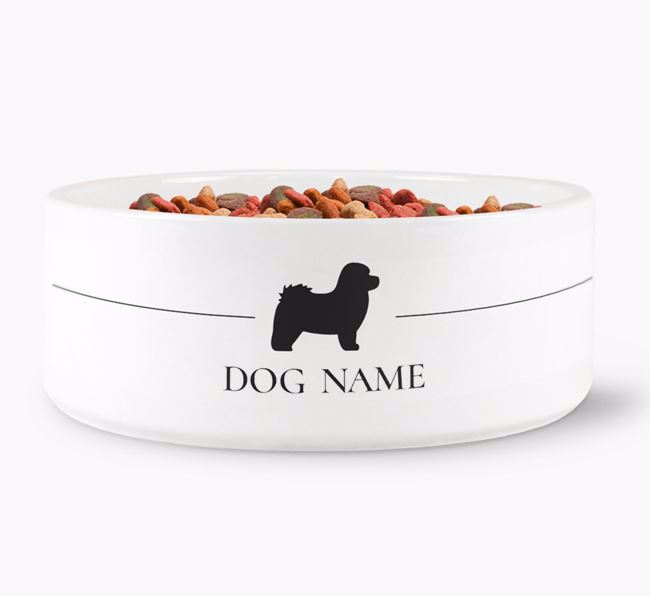 Personalised Bolognese Silhouette