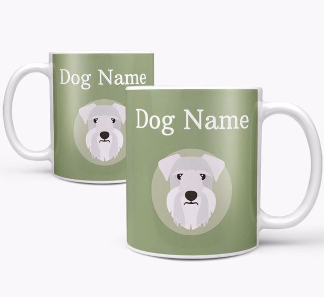 Personalised Cesky Terrier Mug