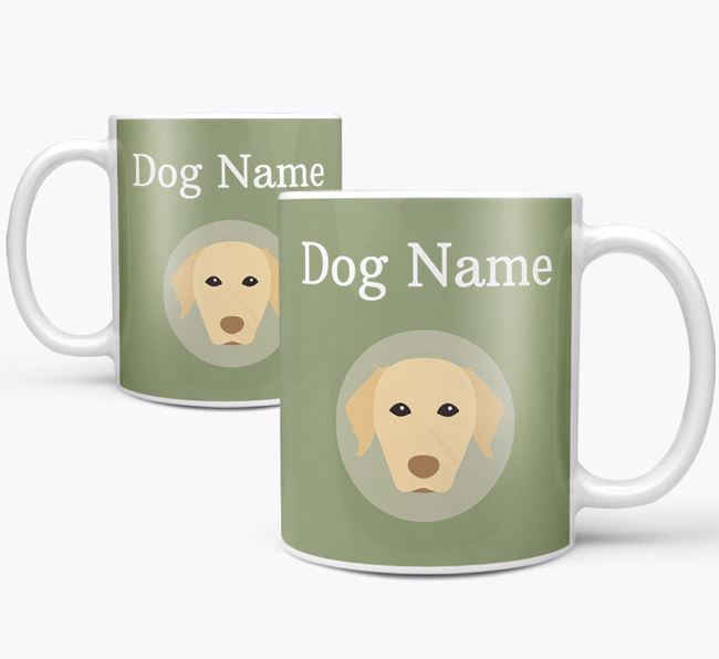 Personalised Chesapeake Bay Retriever Mug
