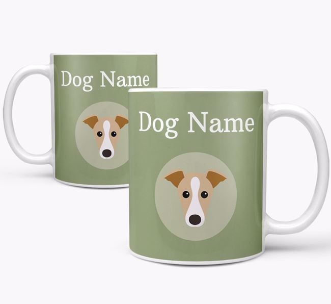 Personalised Italian Greyhound Mug
