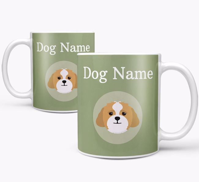 Personalised Lhasapoo Mug