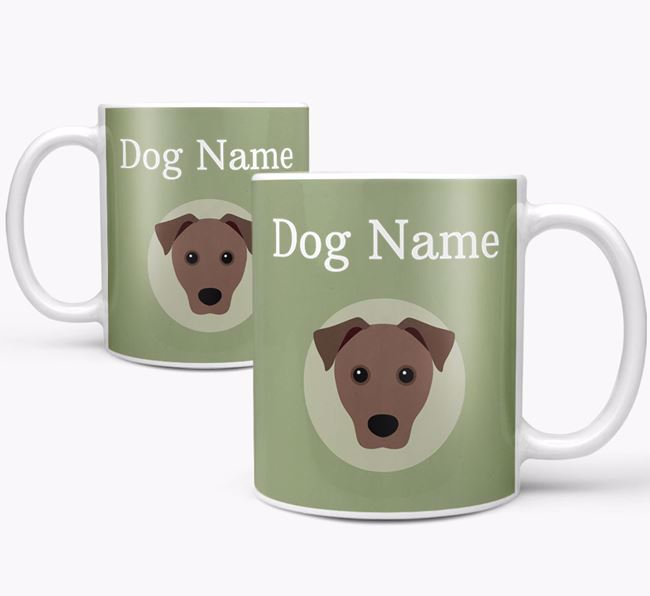 Personalised Mixed Breed Mug