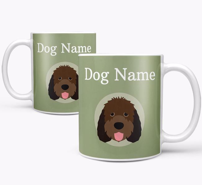 Personalised Otterhound Mug