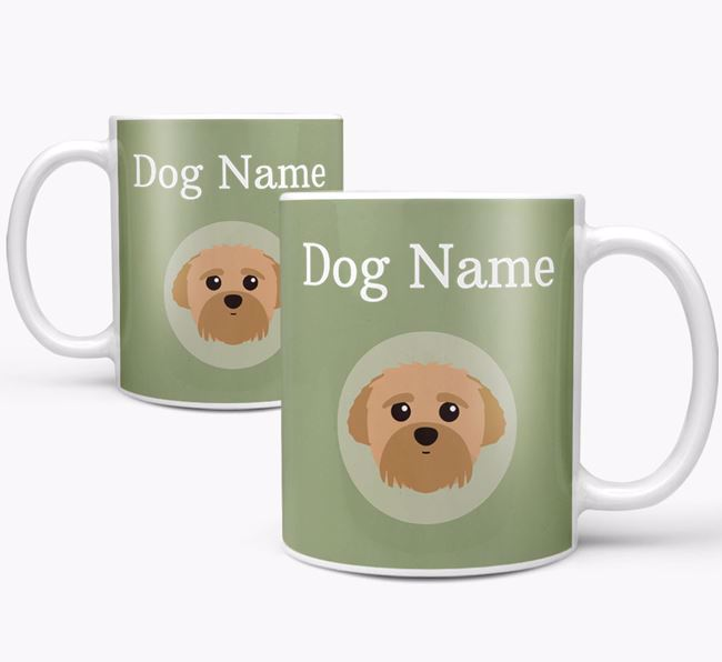Personalised Peek-a-poo Mug