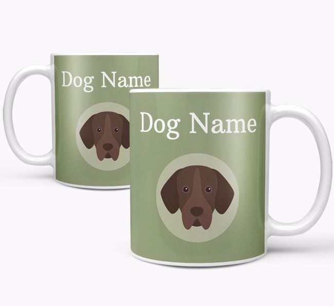 Personalised Portuguese Pointer Mug