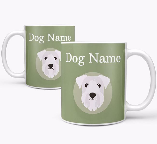 Personalised Sealyham Terrier Mug