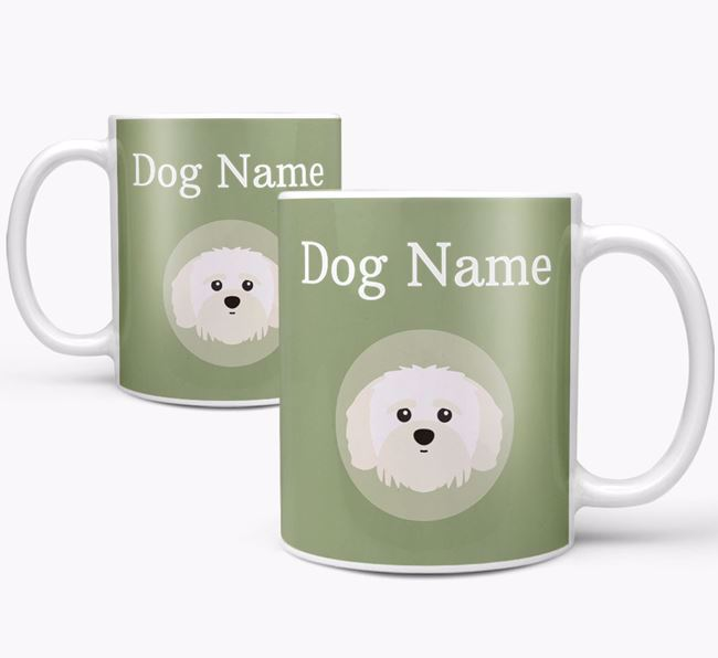 Personalised Shih-poo Mug