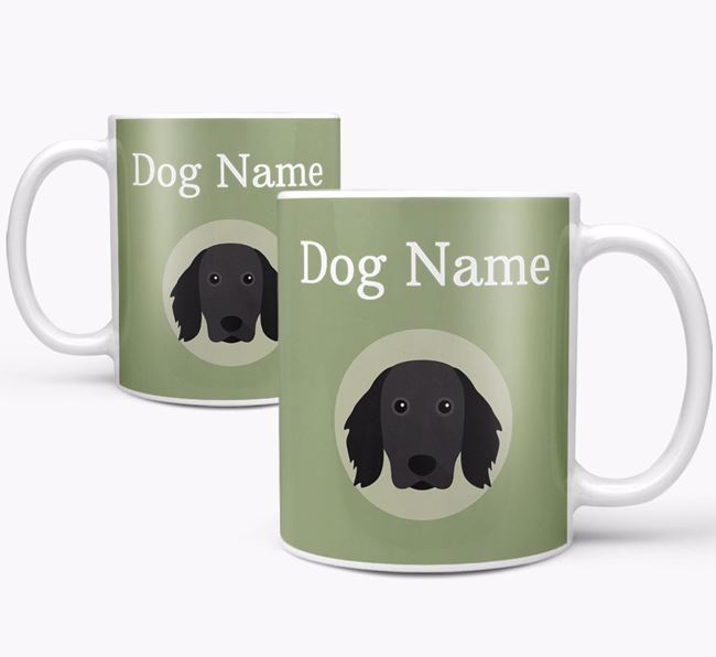 Personalised Small Munsterlander Mug