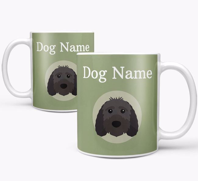 Personalised Sproodle Mug