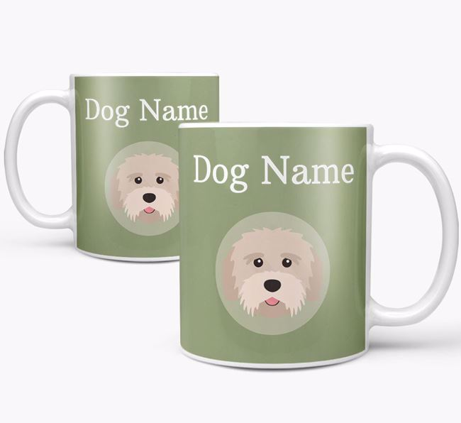 Personalised Tibetan Terrier Mug