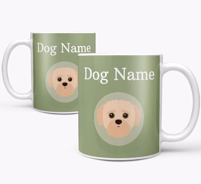 Personalised Yorkipoo Mug
