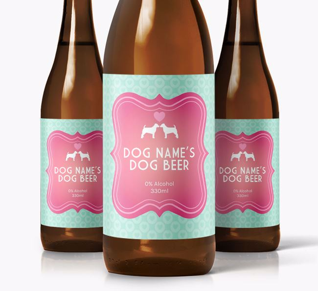Personalised Dog Beer for