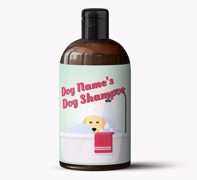 Personalised 'Bubble Bath' Shampoo for