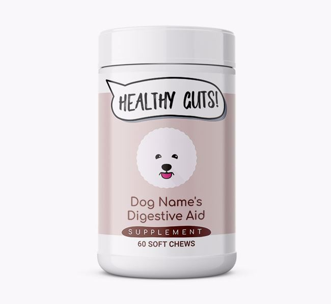 Digestive Aid Supplement for Bichon Frises