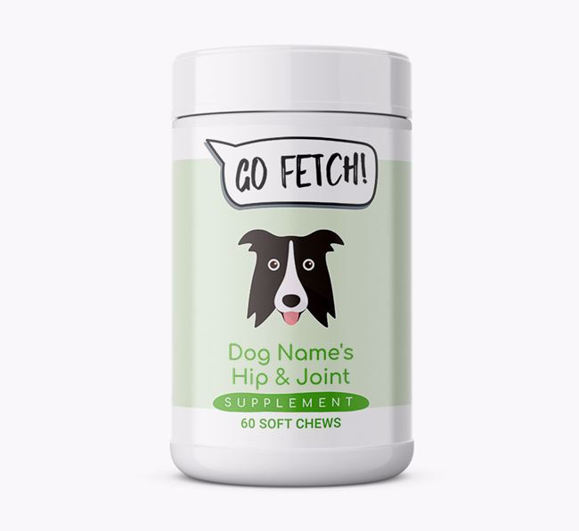 Hip & Joint Border Collie Supplements