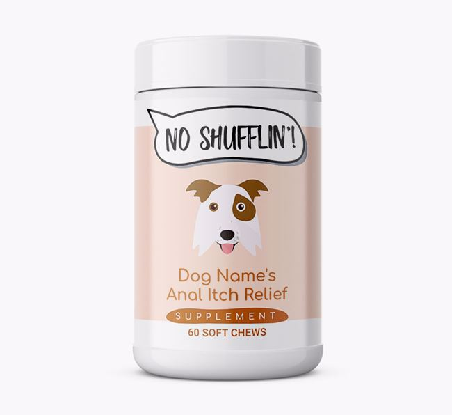 Anal Itch Relief Supplements for Border Collie