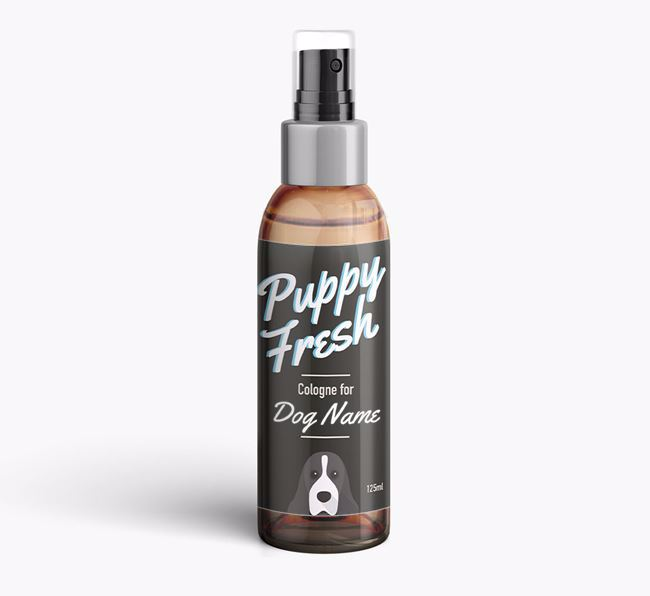 'Puppy Fresh' Fragrance for your American Cocker Spaniel