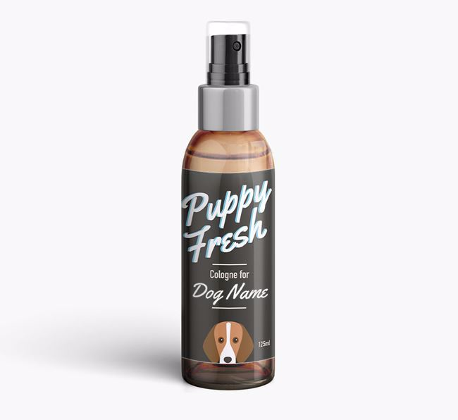 'Puppy Fresh' Fragrance for your Foxhound