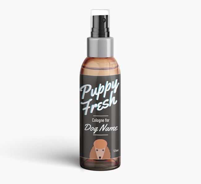 'Puppy Fresh' Fragrance for your Poodle